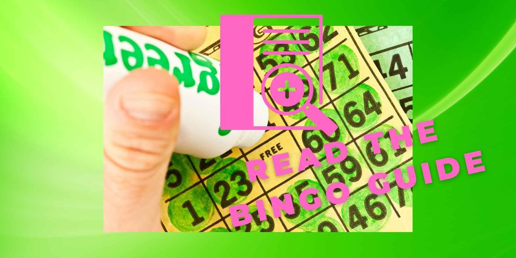 read the bingo guide