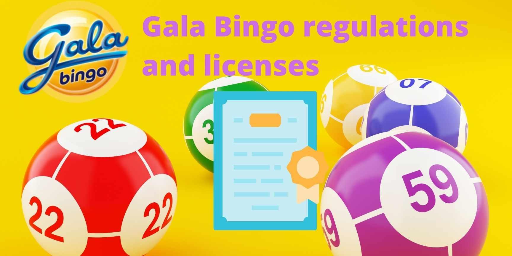 Gala licenses