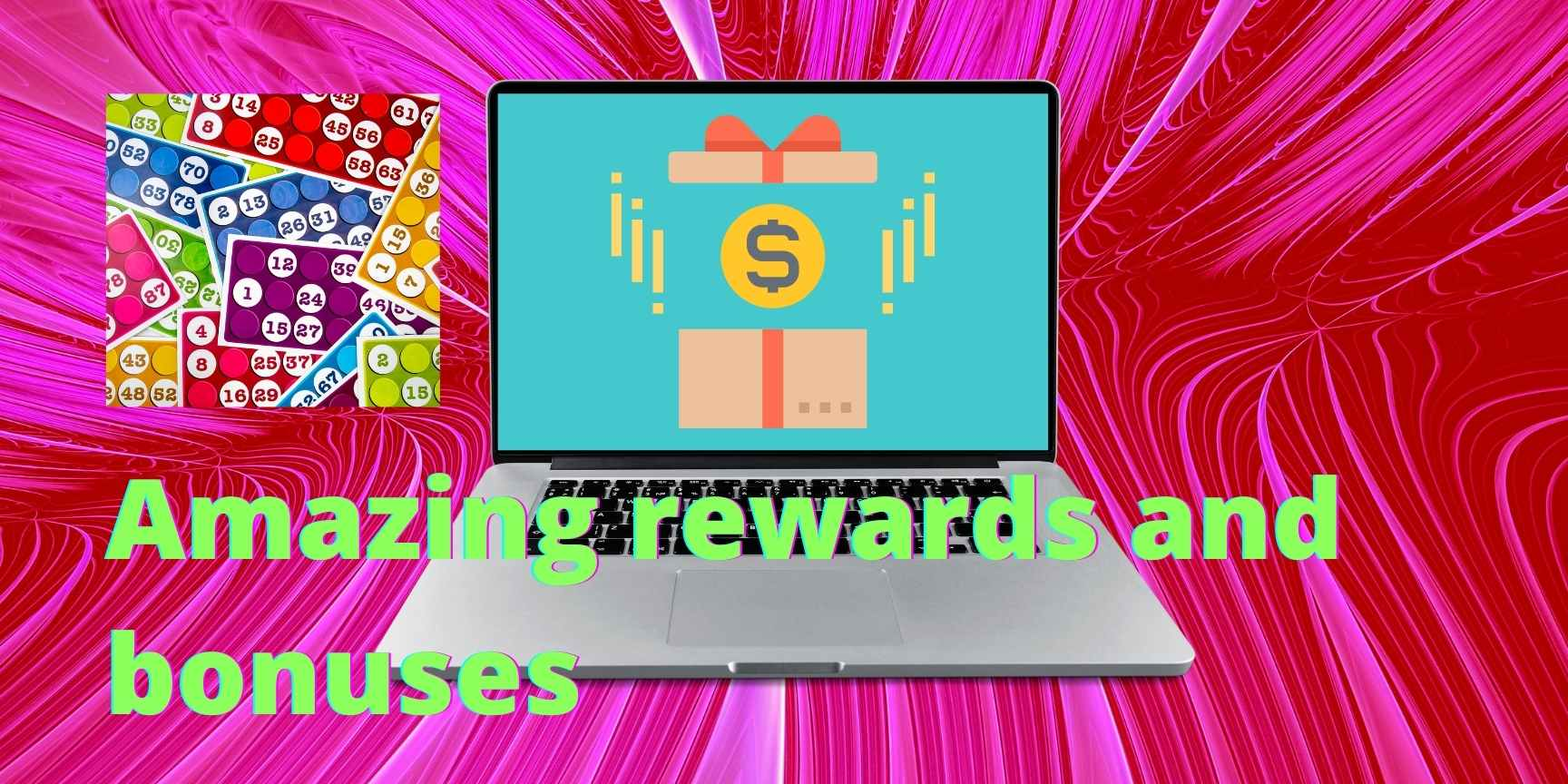 Amazing rewards